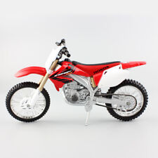 Maisto 1:12 scale Honda CRF450R diecast bike dirt Motocross model motorcycle toy
