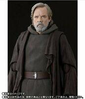S.H.Figuarts Star Wars Luke Skywalker The Last Jedi Action Figure BANDAI