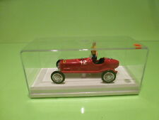 RIO 1:43  - ALFA ROMEO P3 NUBURGRING   - IN ORIGINAL BOX -   GOOD CONDITION