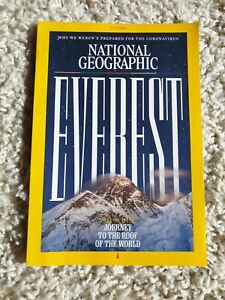 National Geographic July 2020 - Everest