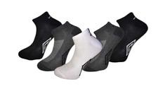 NUOVI Pantaloncini Uomo /& Ragazzi Umbro Trainer Liner Calze Caviglia Estate Sport Palestra Cotone Rich