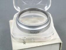 LEITZ filtro sfocatura a36, cromo, vetro top + lattina!