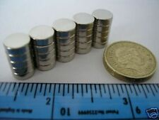 18 of 9mm x 3mm Disc Magnets Neodymium NdFeB Rare Earth Circle Round magnetic