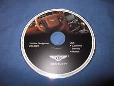 2005 2006 Bentley Flying Spur navigation disc CA NV ALTO
