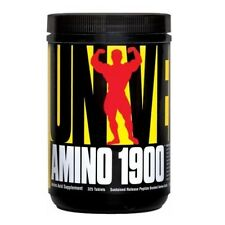 Universal Nutrition AMINO 1900 Sustained Release Amino Acid BCAA 300 Tablets
