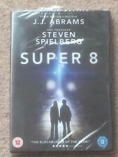 New Sealed Super 8 (DVD) Steven Spielberg + Special Features