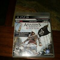 Assassin's Creed IV: Black Flag (Sony PlayStation 3, 2013) Tested Works