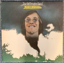 THE SIR DOUGLAS BAND (Doug Sahm) Texas Tornado Vinyl LP US Atlantic SD 7287 1973