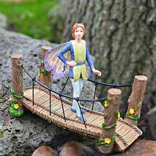 Suspension Bridge - Large Fairy cottage Home Garden Craft Décor