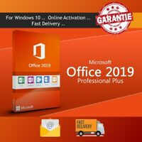Office 2019 ProPlus 32 64 Bit License key official Dowload link Fast delivery