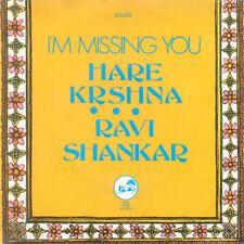 RAVI SHANKAR I'm Missing You FR Press Dark Horse 625.025 1974 SP