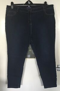 Tu Ladies Skinny Jeans - Size 22s