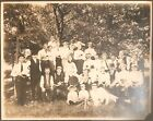 1900s Men THE STANDARD BREWERY BEER CO Cleveland OH BASEBALL Sports Photograph