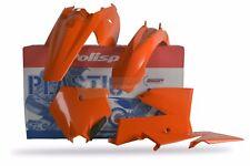 Polisport Plástico KIT PARA KTM SX 85 2006-2012 OEM 06-10 color naranja 90131