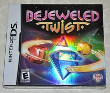 Bejeweled Twist (Nintendo DS, 2010) Brand New, Factory Sealed, Free Shipping!