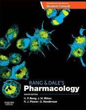 Rang & Dale's Pharmacology by Humphrey P. Rang, Graeme Henderson, Rod J. Flower…