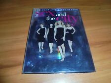 Sex and the City: The Complete First Season (DVD, 2000, 2-Disc)  1 1st One