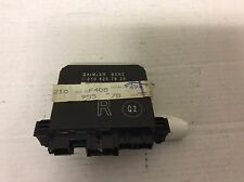 Mercedes Benz W202 W208 W210 Switch Control Unit Door Module Rare Seat Right AMG
