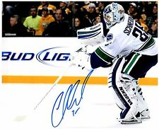 Vancouver Canucks CORY SCHNEIDER Signed Autographed 8x10 Pic