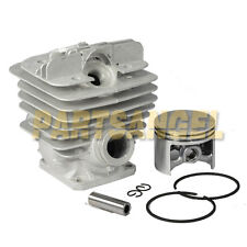 New 48mm Cylinder Piston & Ring Kit for Stihl 034 036 MS360 MS340 Chainsaw Parts