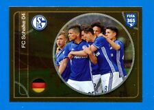 FIFA 365 2016-17 Panini 2017 Figurina-Sticker n. 328 - GOAL SCHALKE 04-New
