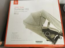 Stokke Stroller Summer Kit Sandy Beige with Extra Ventilation Zippers 409603