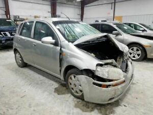 Trunk/Hatch/Tailgate Hatchback With Spoiler Opt D80 Fits 04-11 AVEO 156614