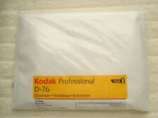 KODAK PROFESSIONAL D-76 DEVELOPER  BLACK AND WHITE     ~NEW IN PACKAGE~