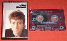 JOHN LENNON - UK CASSETTE TAPE - LENNON COLLECTION - BEST OF (GREATEST HITS)