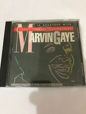 MARVIN GAYE 15 GREATEST HITS CD 1983 MOTOWN RECORDS