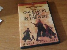 Once Upon a Time in the West 2-Disc Special Collectors Edition Sergio Leone Usa!
