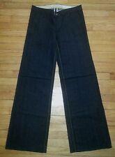 "Rag And Bone Designer Jeans Black Sz 27 34""x36"" Handmade NWOT $200+ p2506"