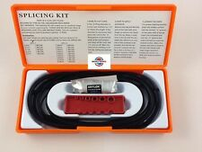 NITRILE 70 IMPERIAL O-RING splicing KIT (SPC-1) contiene corde, colla, Slicer & Blocco