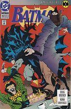 Batman #492. NM. 1993