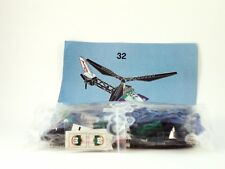 LEGO JOKER's HELI from DC SUPER HEROES 6863 VEHICLE ONLY NO FIGS NO BOX NEW