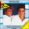 "WHAM - THE 12"" MIXES CD ~ GEORGE MICHAEL / WHAM! ~ 70's POP / DANCE *NEW*"