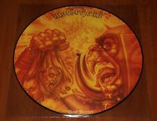 "MOTORHEAD DEAF FOREVER 12"" PICTURE DISC VINYL *RARE* ROADRUNNER RECORDS 1986 LTD"