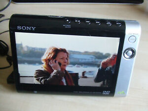 """Sony Walkman DVE7000S 7"""" Portable DVD Player ONLY - NO ACCESSORIES"""