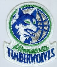 Minnesota Timberwolves 2-3/4 in. Embroidered Logo Patch