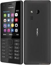 Nokia 216 DUAL SIM (2016 EDITION)  BLACK WITH 1 YEAR NOKIA INDIA WARRNTY