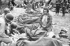WW2 - Victimes civiles à Carentan début juin 1944