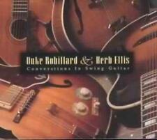 Duke Robillard And Herb Ellis – Conversations In Swing Guitar , CD