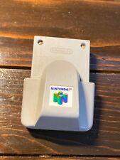 Nintendo 64 Original Rumble Pak accessory attachment #NUS-013 Tested Works