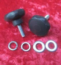Audi S3 Fast Removal Handwheels for Battery Cover / Trim No Tools Required