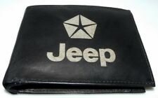 Jeep leather wallet Jeep Grand Cherokee CDR v8 Wrangler Land Rover 4x4
