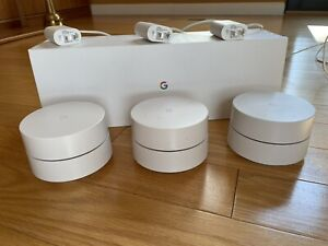 Google WiFi Mesh Router - 3 pack