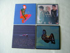 ALL WE ARE job lot of 4 promo CDs Feel Safe I Wear You Utmost Good