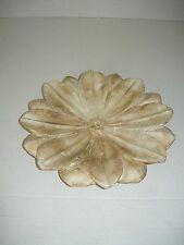 Fiori Di Loto centrotavola in marmo arredo casa svuotatasche 1 misura