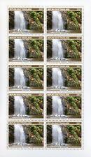 Togo 2017 MNH Cascade Aklowa Waterfalls Falls 10v M/S Tourism Nature Stamps
