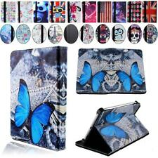 """FOLIO LEATHER STAND COVER CASE For 7"""" 8"""" 10"""" Acer Iconia Tab"""